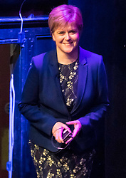 Scotland's First Minister, Nicola Sturgeon, is interviewed by Matt Forde at the Edinburgh Fringe Festival.<br /> <br /> During the hour long interview the FM said if the UK crashed out of the EU with No Deal that Jeremy Corbyn should shoulder part of the blame.