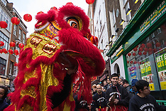 2016-02-14 Chinese New Year in London