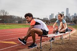 ASICS elite athlete branding photo shoot<br /> Sound Mind, Sound Body 2021