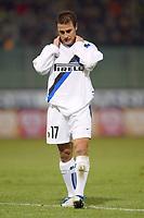 Parma 10/1/2004<br />Parma Inter 1-0<br />Fabio Cannavaro (Inter)<br />Photo Andrea Staccioli Graffiti