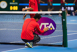 October 5, 2018 - Ambiance at the 2018 China Open WTA Premier Mandatory tennis tournament (Credit Image: © AFP7 via ZUMA Wire)