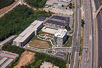 Patriot Ridge office Parke Aerial Photography in Virginia by Jeffrey Sauers of Commercial Photographics