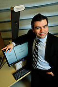 Ruben Garcia is founder and CEO of Innovative Exams. The technology firm offers high stakes testing via a series of custom-designed computer consoles, ensuring test-takers security and identity confirmation.