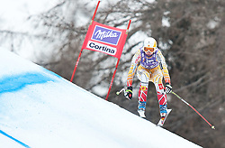 20.01.2011, Tofana, Cortina d Ampezzo, ITA, FIS World Cup Ski Alpin, Lady, Cortina, Abfahrt 2. Training, im Bild Britt Janyk (CAN, #24) // Britt Janyk (CAN) during FIS Ski Worldcup ladies downhill second training at pista Tofana in Cortina d Ampezzo, Italy on 20/1/2011. EXPA Pictures © 2011, PhotoCredit: EXPA/ J. Groder