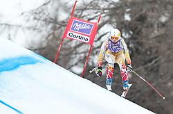 20.01.2011, Tofana, Cortina d Ampezzo, ITA, FIS World Cup Ski Alpin, Lady, Cortina, Abfahrt 2. Training, im Bild Britt Janyk (CAN, #24) // Britt Janyk (CAN) during FIS Ski Worldcup ladies downhill second training at pista Tofana in Cortina d Ampezzo, Italy on 20/1/2011. EXPA Pictures © 2011, PhotoCredit: EXPA/ J. Groder