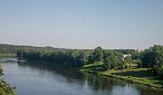 Gotycki Zamek w Trokach – położony na jeziorze Galwe na Litwie w miejscowości Troki