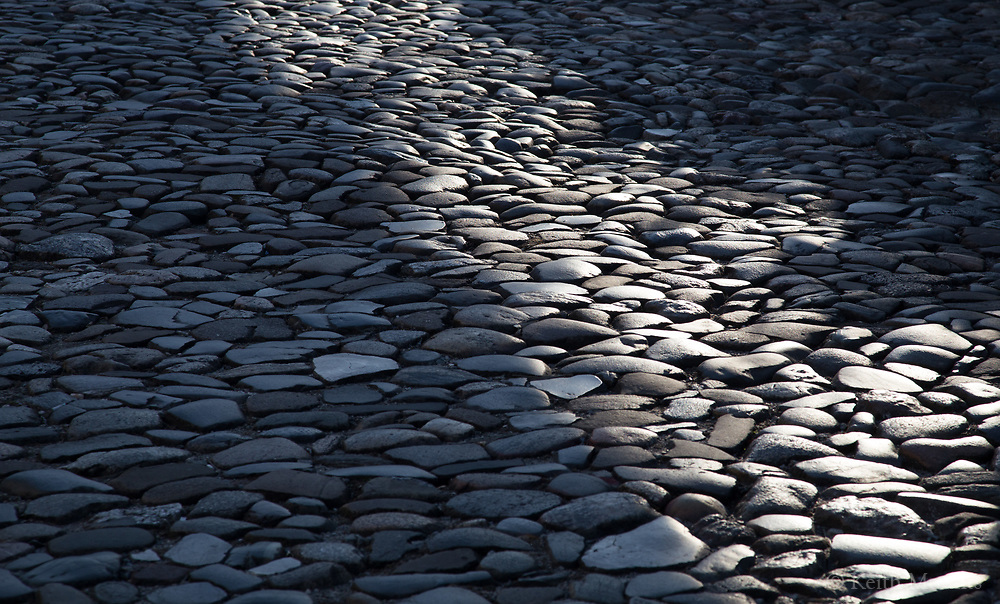 The road might be hard, paved with rough stone. Even so, the Light will illuminate the way.