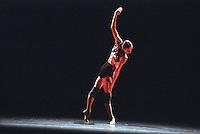 "Sylvie Guillem in choreographer, Russell Maliphant's ""Broken Fall"""