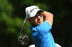 May 25, 2017 - Virginia Water, United Kingdom - Joakim Lagergren of Sweden  during 1st Round for the 2017 BMW PGA Championship on the west Course at Wentworth on May 25, 2017 in Virginia Water,England  (Credit Image: © Kieran Galvin/NurPhoto via ZUMA Press)