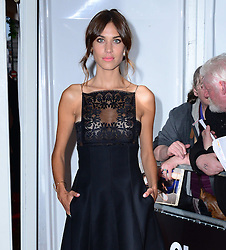 Image ©Licensed to i-Images Picture Agency. 03/06/2014. London, United Kingdom. Alexa Chung attends the Glamour Women Of The Year Awards. Picture by Nils Jorgensen / i-Images