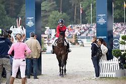 Guyot Camille, SUI, Ulsan de Lacoree<br /> European Championship Eventing<br /> Luhmuhlen 2019<br /> © Hippo Foto - Stefan Lafrentz<br /> 01/09/2019
