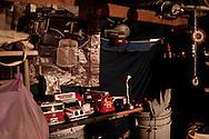 La collezione di camion di ester.