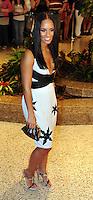 Alicia Keys arrives for the White House Correspondents Dinner in Washington, DC
