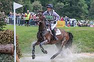 CHICO BELLA P ridden by Gemma Tattersall at Bramham International Horse Trials 2016 at  at Bramham Park, Bramham, United Kingdom on 11 June 2016. Photo by Mark P Doherty.
