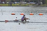 Caverham, Great Britain,  Jack BEAUMONT, Redgrave Pinsent Rowing Lake near Reading,  11:25:49  Sunday  21/04/2013  [Mandatory Credit. Peter Spurrier/Intersport Images]11