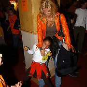 Uitreiking Kids Choice Awards 2004, Estelle Gullit - Cruyff en dochter