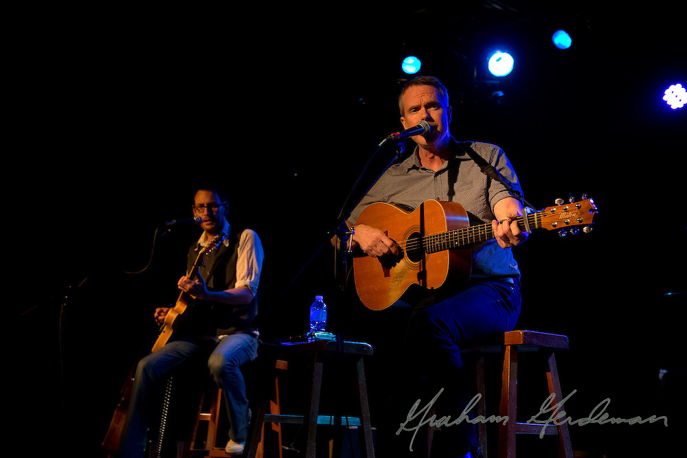 Rick Price and Sam Hawksley of the Little Rippers