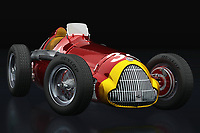 The Alfa Romeo 158 Alfetta is a legendary racing car from the fifties. With this Alfa Romeo Alfetta, the Italian car manufacturer Alfa Romeo has made a name for itself on the racing circuit.<br />