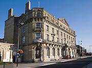 Former Great Eastern hotel building, Harwich, Essex, England