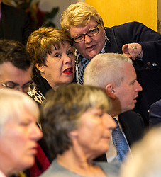 Pictured: Edinburgh Councillor Lesley Hinds<br /> <br /> Ahead of the Scottish Local elections, Scottish Labour deputy leader, Alex Rowley delivered speech in Edinburgh on local government.  <br /> Ger Harley | EEm 11 January 2017