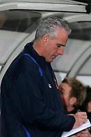 Photo: Andrew Unwin.<br />Sunderland v Everton. The Barclays Premiership. 31/12/2005.<br />Sunderland's manager, Mick McCarthy.