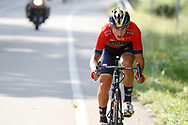 Ivan Garcia Cortina (ESP, Bahrain Merida) during the 73th Edition of the 2018 Tour of Spain, Vuelta Espana 2018, Stage 15 cycling race, 15th stage Ribera de Arriba - Lagos de Covadonga 178,2 km on September 9, 2018 in Spain - Photo Luis Angel Gomez/ BettiniPhoto / ProSportsImages / DPPI