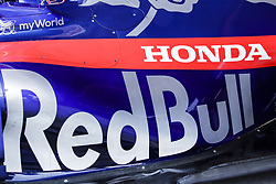 March 1, 2019 - Barcelona, Barcelona, Spain - Toro Rosso with Honda engine during the Formula 1 2019 Pre-Season Tests at Circuit de Barcelona - Catalunya in Montmelo, Spain on March 1. (Credit Image: © Xavier Bonilla/NurPhoto via ZUMA Press)