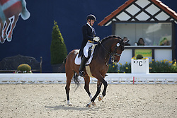 Schulze Sutthoff Lars, (GER), Lifestyle 58<br /> Intermediare II - Louisdor-Preis<br /> Horses & Dreams meets Denmark - Hagen 2016<br /> © Hippo Foto - Stefan Lafrentz