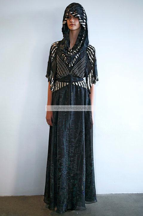 Jen Kao Fall 2009 collection