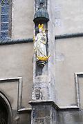 Austria, Tyrol, Schwaz Parish Church