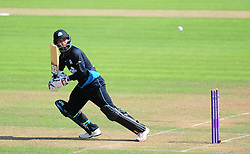 Moeen Ali of Worcestershire in action.  - Mandatory by-line: Alex Davidson/JMP - 17/08/2016 - CRICKET - Cooper Associates County Ground - Taunton, United Kingdom - Somerset v Worcestershire Rapids - Royal London One Day Cup Quarter Final