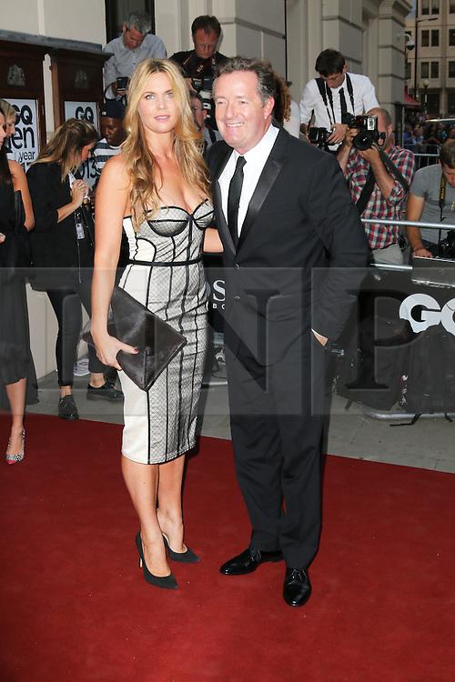 Piers Morgan, GQ Men of the Year Awards, Royal Opera House, London UK, 03 September 2013, (Photo by Richard Goldschmidt)