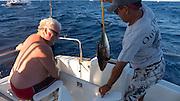Fishing, Cabos San Lucas, Baja, Mexico