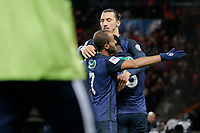 Zlatan Ibrahimovic (psg) inscrit un but