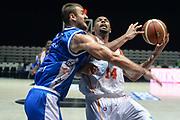 DESCRIZIONE : Bologna campionato serie A 2013/14 Acea Virtus Roma Enel Brindisi <br /> GIOCATORE : Quinton Hosley<br /> CATEGORIA :tiro penetrazione<br /> SQUADRA : Acea Virtus Roma<br /> EVENTO : Campionato serie A 2013/14<br /> GARA : Acea Virtus Roma Enel Brindisi<br /> DATA : 20/10/2013<br /> SPORT : Pallacanestro <br /> AUTORE : Agenzia Ciamillo-Castoria/GiulioCiamillo<br /> Galleria : Lega Basket A 2013-2014  <br /> Fotonotizia : Bologna campionato serie A 2013/14 Acea Virtus Roma Enel Brindisi  <br /> Predefinita :