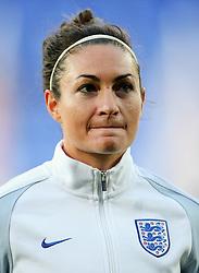 Jodie Taylor of England  - Mandatory by-line: Matt McNulty/JMP - 19/09/2017 - FOOTBALL - Prenton Park - Birkenhead, United Kingdom - England v Russia - FIFA Women's World Cup Qualifier