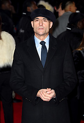 Mark Strong attending the european premiere of Star Wars: The Last Jedi held at The Royal Albert Hall, London.