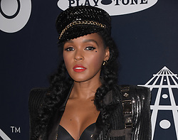 March 30, 2019 - Brooklyn, New York, USA - NEW YORK, NEW YORK - MARCH 29: Janelle Monae attends the 2019 Rock & Roll Hall Of Fame Induction Ceremony at Barclays Center on March 29, 2019 in New York City. Photo: imageSPACE (Credit Image: © Imagespace via ZUMA Wire)