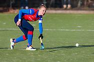 BILTHOVEN -  Hoofdklasse competitiewedstrijd dames, SCHC v hdm, seizoen 2020-2021.<br /> Foto: Caia van Maasakker (SCHC, captain)