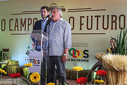 Secretário da Agricultura, Pecuária e Irrigação Ernani Polo durante abertura da 40º Expointer - Exposição Internacional de Animais, Máquinas, Implementos e Produtos Agropecuários. A maior feira a céu aberto da América Latina, promovida pela Secretaria de Agricultura e Pecuária do Governo do Rio Grande do Sul, ocorre no Parque de Exposições Assis Brasil, entre 26 de agosto e 03 de setembro de 2017 e reúne as últimas novidades da tecnologia agropecuária e agroindustrial. FOTO: Jefferson Bernardes /  Agência Preview