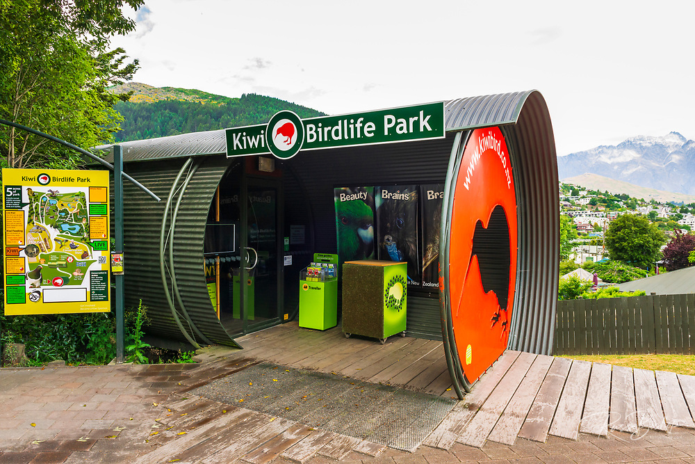 Kiwi Birdlife Park, Queenstown, Otago, South Island, New Zealand