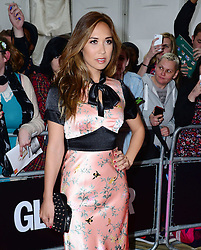 Image ©Licensed to i-Images Picture Agency. 03/06/2014. London, United Kingdom. Myleene Klass attends the Glamour Women Of The Year Awards. Picture by Nils Jorgensen / i-Images