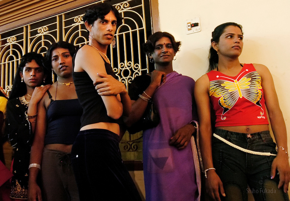 """Indian transgenders. As transgenders,""""hijras"""" in local terms, are acutely marginalized in Indian society, the major earning avenues for them are sex work, begging and performing at rituals."""