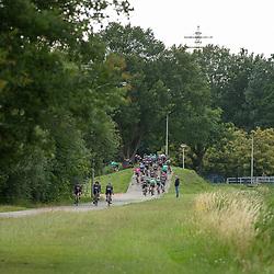 Trainingsrit District Oost op de Sumpel in Almelo