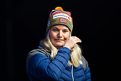 February 22, 2019 - Seefeld In Tirol, AUSTRIA - 190222 Bronze medalist Mari Eide of Norway at the medal ceremony for women´s cross-country skiing sprint during the FIS Nordic World Ski Championships on February 22, 2019 in Seefeld in Tirol..Photo: Joel Marklund / BILDBYRÃ…N / kod JM / 87883 (Credit Image: © Joel Marklund/Bildbyran via ZUMA Press)