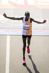 Geoffrey Kamworor wins<br /> TCS New York City Marathon 2019