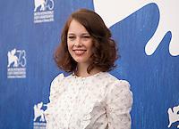 Paula Beer at the Frantz film photocall at the 73rd Venice Film Festival, Sala Grande on Saturday September 3rd 2016, Venice Lido, Italy.