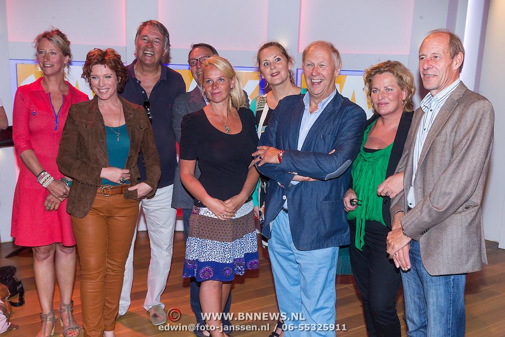 NLD/Hilversum/20130826 - najaarspresentatie 2013 omroep Max,