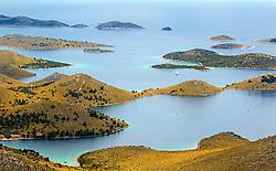 Dalmation Coast in Croatia
