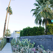 The Movie Colony Hotel was built by noted architect Albert Frey in 1935 and is a landmark for fans of mid-century modern architecture traveling through Palm Springs, CA. ...